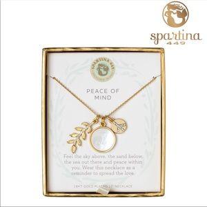 Spartina 449 Sea La Vie Charm Necklace